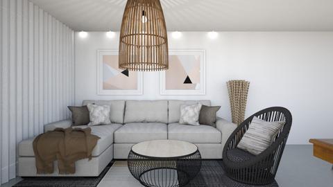 tali 1 - Living room  - by GaliaM