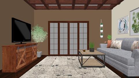 House Project - Modern - by CassBrattain