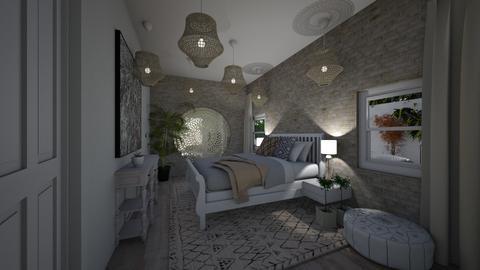 Ibiza Home master bedroom - Bedroom - by Lisett