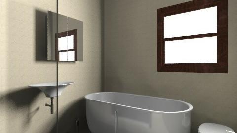 kevin saunders - Minimal - Bathroom  - by kevin1958