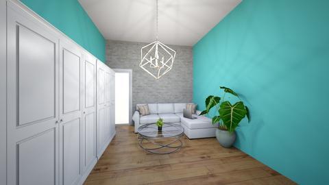 project - Living room - by Yoli_dancheva