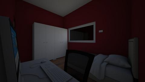North West View - Modern - Bedroom  - by BenCoetzee