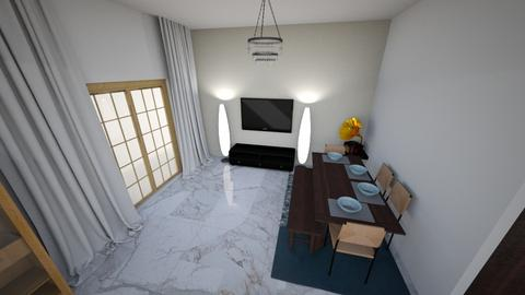 living space idea - Living room  - by tq247
