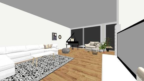 House - Modern - by julie_xs