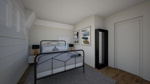 Hayley Bedroom 3 - Bedroom - by JPOP
