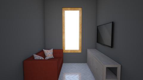 Friend gaming room - Modern - Bedroom  - by nagaw