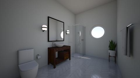 r - Bathroom - by filipesoares1992