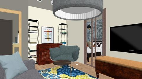 July0108 - Living room - by Julia Nick
