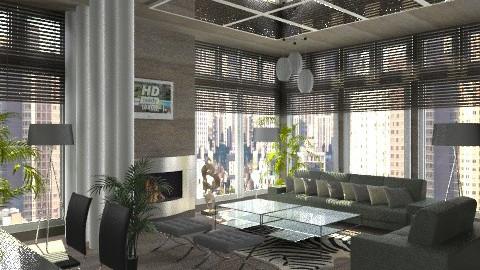 Luxe living...... - Modern - Living room  - by KittiFarkas