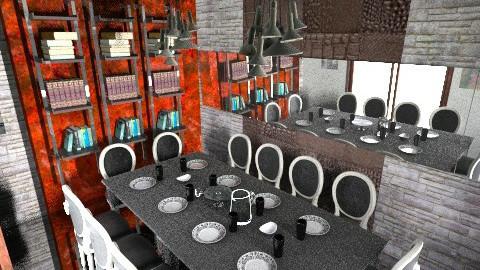 Laghari Dining - Vintage - by danish_iqbal