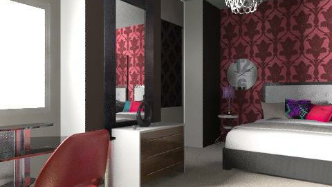 Bedroom Re-design - Modern - Bedroom - by stj502