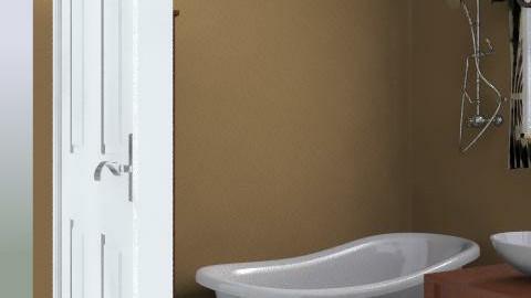 Angela  - Classic - Bathroom - by ashmo04