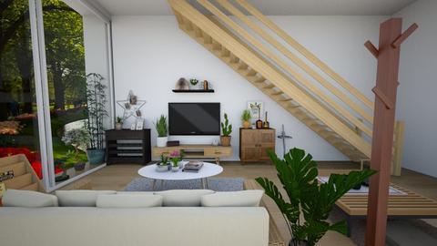 Adorable Home Lounge - Living room - by dianasyafira