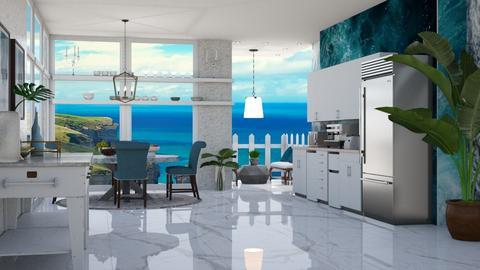 Ocean - Kitchen  - by NinjaKidd22431