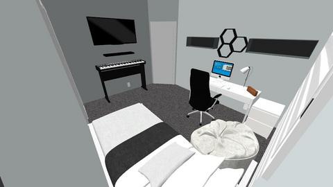 Rooms - Modern - Bedroom  - by Militant
