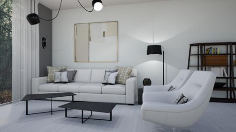 89 2 - Living room  - by Lia Malhi