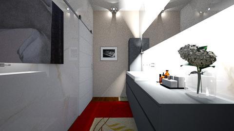 MASTER BATHROOM - Bathroom  - by kickicole