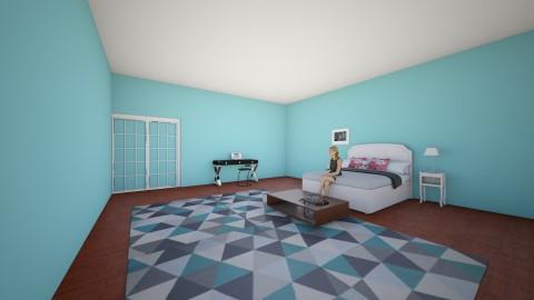 bedroom - Bedroom - by H_art