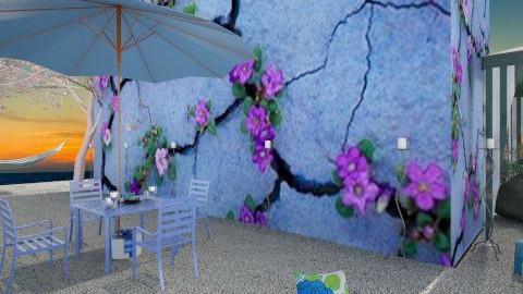 water in love - Modern - Garden  - by lamzoi