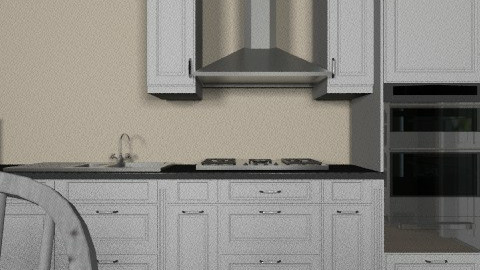 Paris Mutfak3 - Classic - Kitchen  - by izmpelin