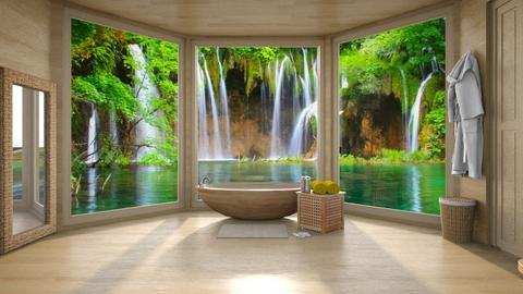 Luxury bathtub - Bathroom  - by daydreamer84
