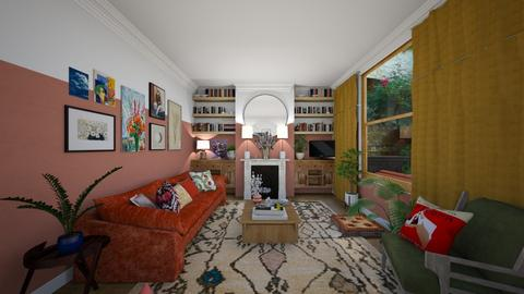Living room tuno - Living room  - by Pennychange