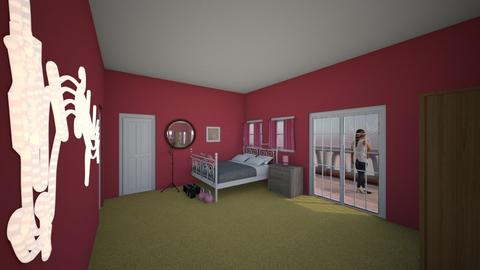girls room2 - Bedroom  - by Keith Urban