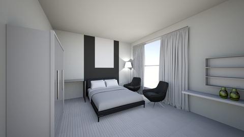 Garek Rhea 1 - Modern - Bedroom  - by Garek