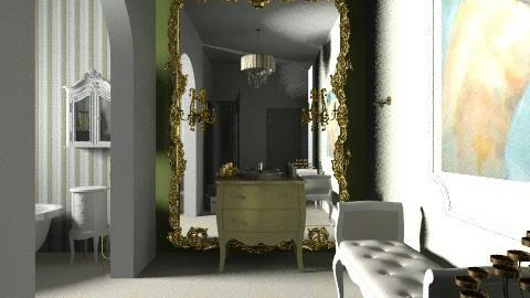 bathroom3 - Glamour - Bathroom  - by lilakilisian