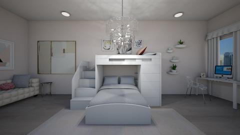 bedroom 2 - Kids room  - by vwhite