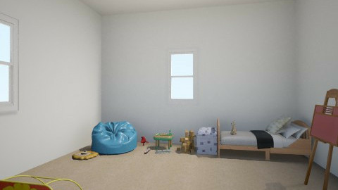 Boys room - Modern - Kids room  - by Nikki222222