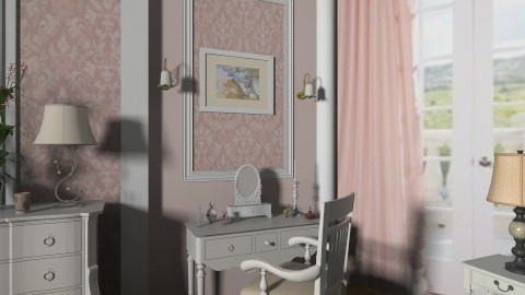 Pale2 - Vintage - Bedroom  - by milyca8