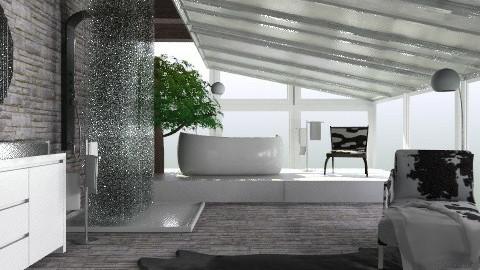 City Luxury Master Spa - Bathroom  - by Adrienne Danyel