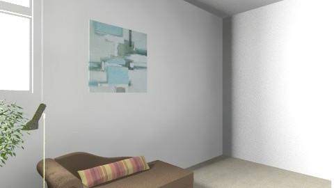 salon2 - Retro - Living room  - by yoyodesign