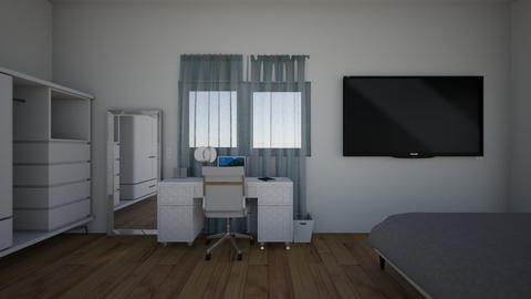 Lana Room 28 - Modern - Bedroom  - by Lan_santoyo
