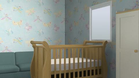 At Seeberg House's Nursery  - Classic - Kids room  - by pelin1996