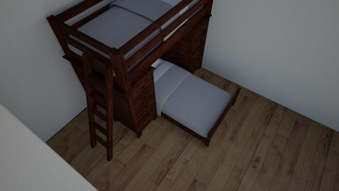 House bed roomsUnfinished - Bedroom  - by SUSSY_BAKA