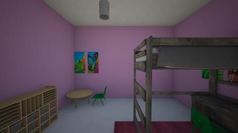 gkg - Kids room - by lolmae9