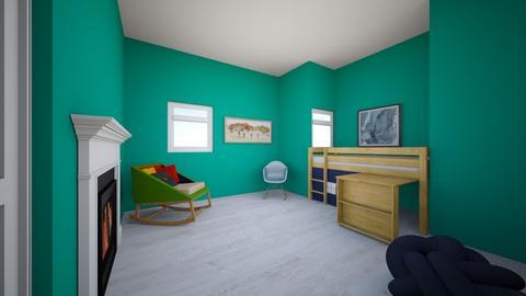 glug glug - Modern - Bedroom  - by Elaine_the_bold