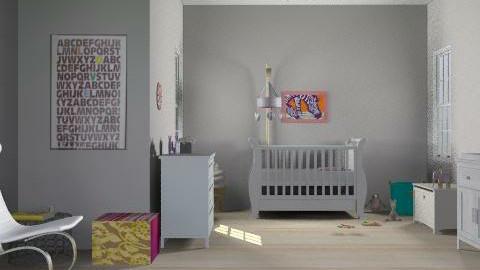 babyyyyyyyyiytytyvjyyyyvyuyyygvbyyuyyyiyyyiiiyyyiiuuyy - Classic - Kids room  - by jdillon