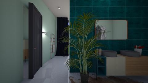 Olivia - Bathroom - by keelyyy