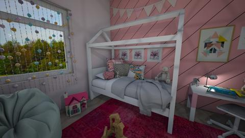 jhy - Kids room - by Gosia1610