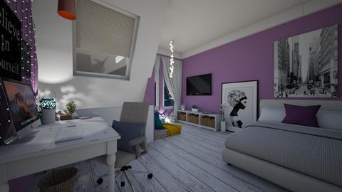 545 - Bedroom - by katarina13