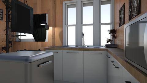 nuevo aparta cocina 5 - Kitchen - by haze25