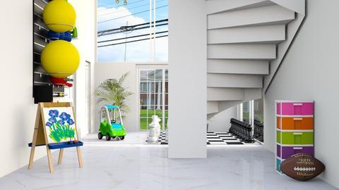 Play hallway - by Nari31