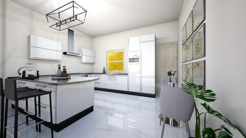 kitchen - Kitchen  - by annawadood