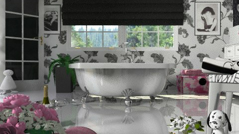 We Do!! We Did!! - Modern - Bathroom  - by Open Spaces