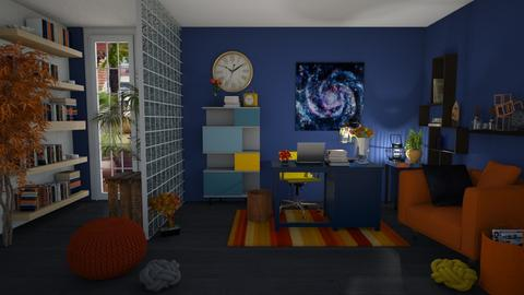 Autumn office - Office - by Ancy