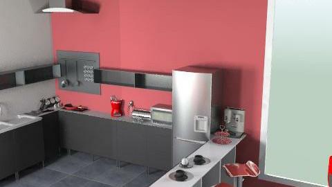 Kitchen Contest 6 - Minimal - Kitchen  - by FlowerPowerLX