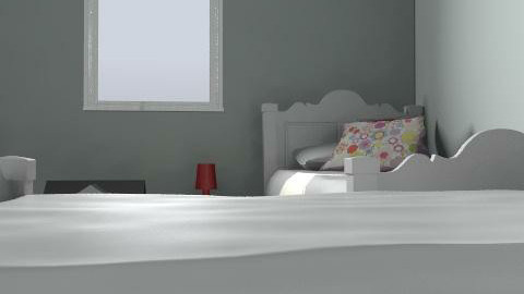 traditional bed1 - Eclectic - Kids room  - by maths